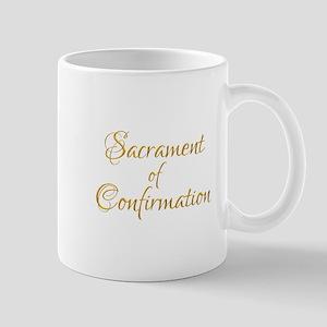 Sacrament of Confirmation 11 oz Ceramic Mug