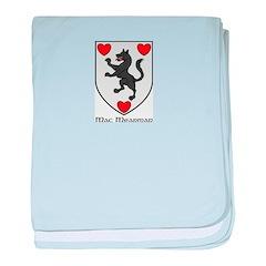 Mcmanamon Baby Blanket