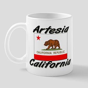 Artesia California Mug