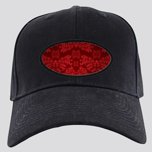 DAMASK Black Cap with Patch