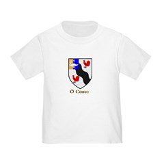 Quirke Toddler T Shirt