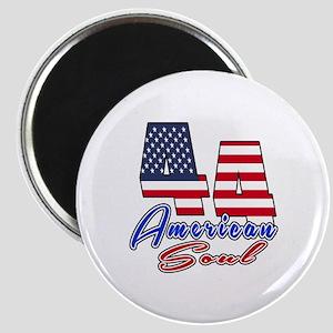 44 American Soul Birthday Designs Magnet