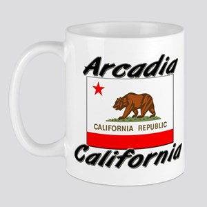 Arcadia California Mug