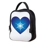 Favorite Flake Neoprene Lunch Bag