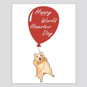 Happy World Hamster Day! 12th April Posters