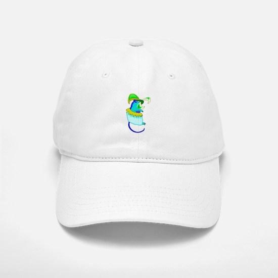 MOUSE Baseball Baseball Cap