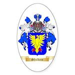 Shuldam Sticker (Oval 50 pk)
