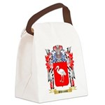 Shtrauss Canvas Lunch Bag