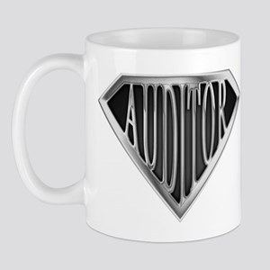 SuperAuditor(metal) Mug