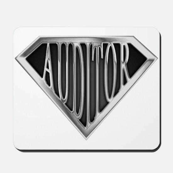 SuperAuditor(metal) Mousepad