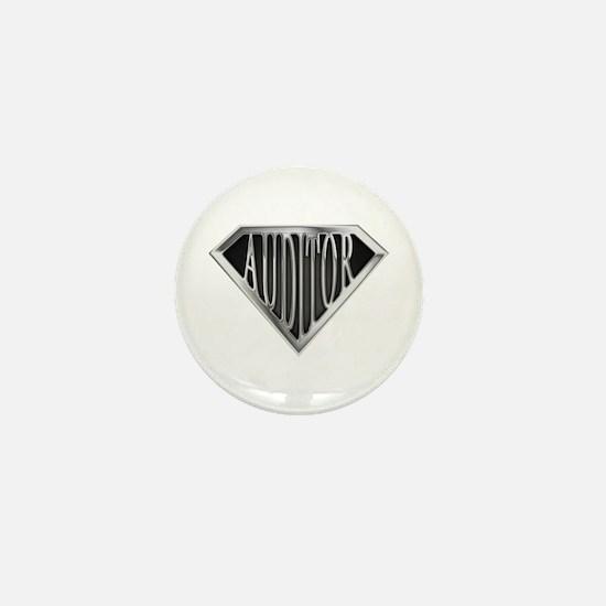 SuperAuditor(metal) Mini Button