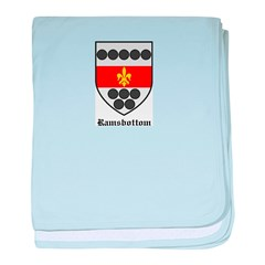 Ramsbottom Baby Blanket