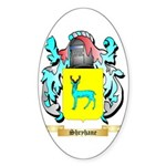 Shryhane Sticker (Oval)