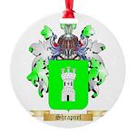 Shrapnel Round Ornament