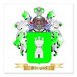 Shrapnel Square Car Magnet 3