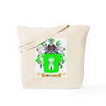 Shrapnel Tote Bag
