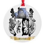Shotbolt Round Ornament