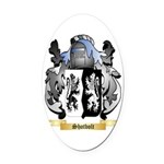 Shotbolt Oval Car Magnet