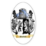 Shotbolt Sticker (Oval)