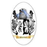 Shotbolt Sticker (Oval 50 pk)