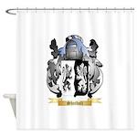 Shotbolt Shower Curtain