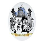 Shotbolt Oval Ornament