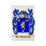 Shortt Rectangle Magnet (100 pack)