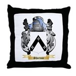 Shortose Throw Pillow