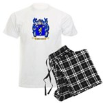 Shortman Men's Light Pajamas