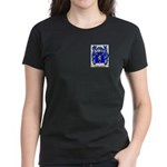 Shortman Women's Dark T-Shirt