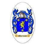Shortman Sticker (Oval 50 pk)