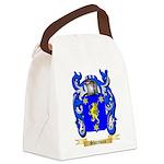 Shortman Canvas Lunch Bag