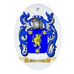 Shortman Oval Ornament