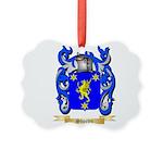 Shorter Picture Ornament