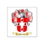 Shorten Square Sticker 3