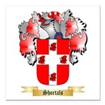 Shortals Square Car Magnet 3