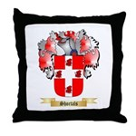 Shortals Throw Pillow