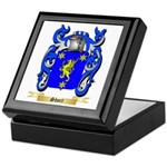 Short Keepsake Box