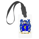 Short Large Luggage Tag