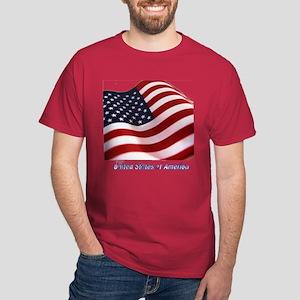 United States of America Dark T-Shirt
