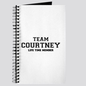 Team COURTNEY, life time member Journal