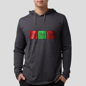 Chemistry Ho Ho Ho Long Sleeve T-Shirt