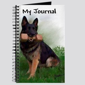 German Shepherd Mic Journal