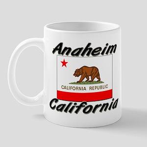 Anaheim California Mug