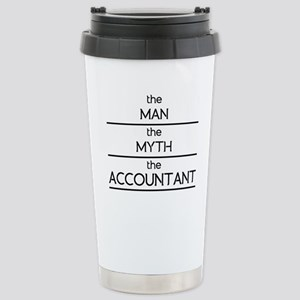 The Man The Myth The Accountant Mugs