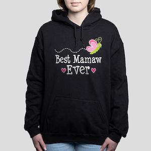 Best Mamaw Ever Grandma Women's Hooded Sweatshirt