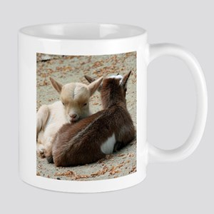 Goat 001 Stainless Steel Travel Mugs