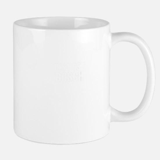 Just ask BOSCH Mugs