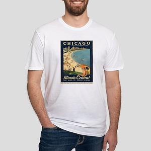 Vintage poster - Chicago T-Shirt