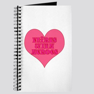 Flirts with Heroes Journal